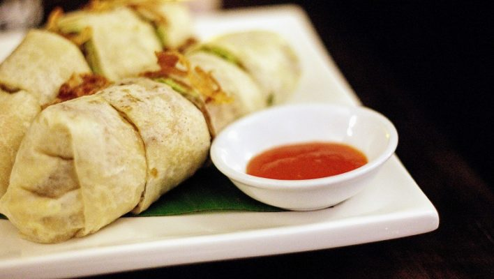 How to Make Popiah Filling