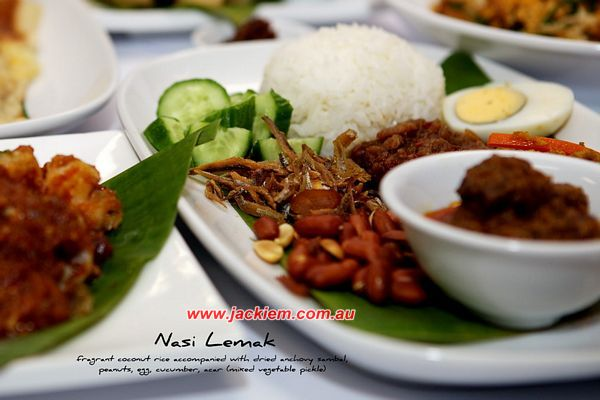 Malaysian Dishes