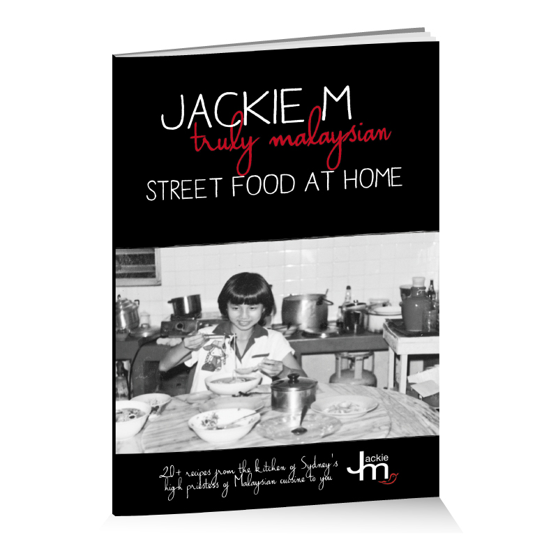 Jackie M Street Food at Home