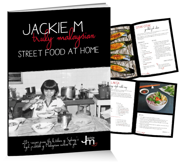 Street Food at Home e-cookbook