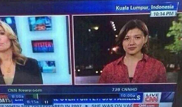 CNN thinks KL is in Indonesia