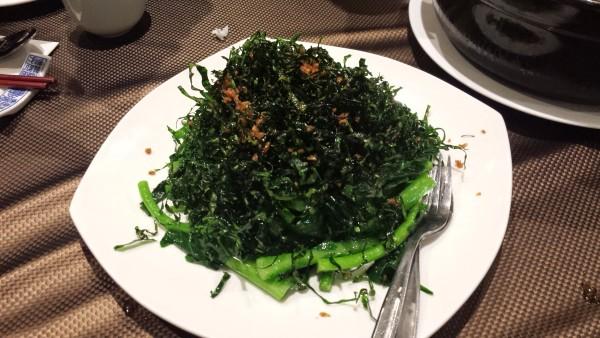 Ying Yong Kai Lan (2-style Chinese Broccoli)