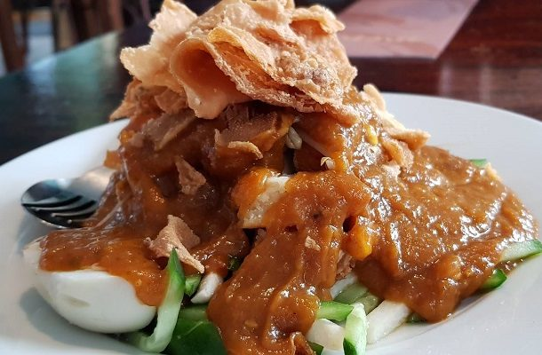 How to Make Penang Pasembur Salad