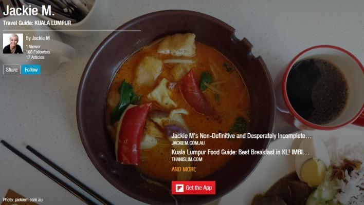 Food & Travel Guide: Kuala Lumpur