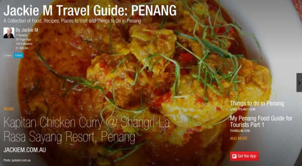 Food & Travel Guide: Penang