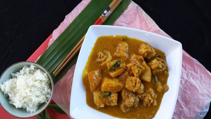 How to Cook Malaysian Chicken Curry