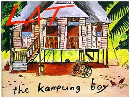 Lat's Kampung Boy