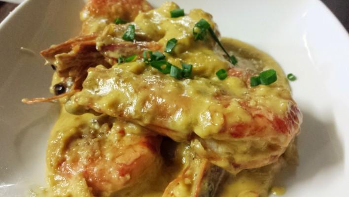 Travel Diary Sabah (Part 1) – Seafood