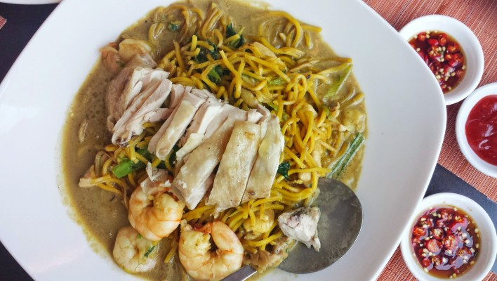 How to Cook Sarawak Foochow Noodles