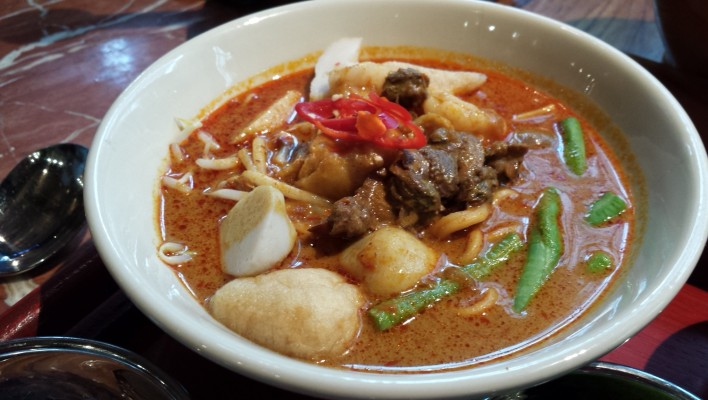 How to Make Curry Laksa