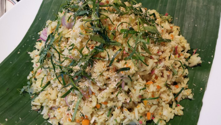 How to Make Nasi Ulam Penang