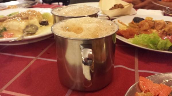 Delicious teh tarik