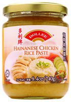 Dollee Hainanese Chicken Rice Paste