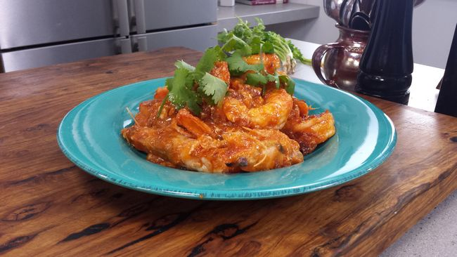 How to Cook Sambal Prawns – Everyday Gourmet TV