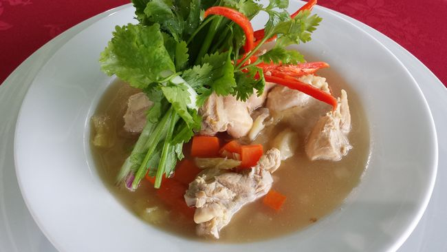 How to Cook Sabah Rice Wine Chicken (Ayam Lihing)