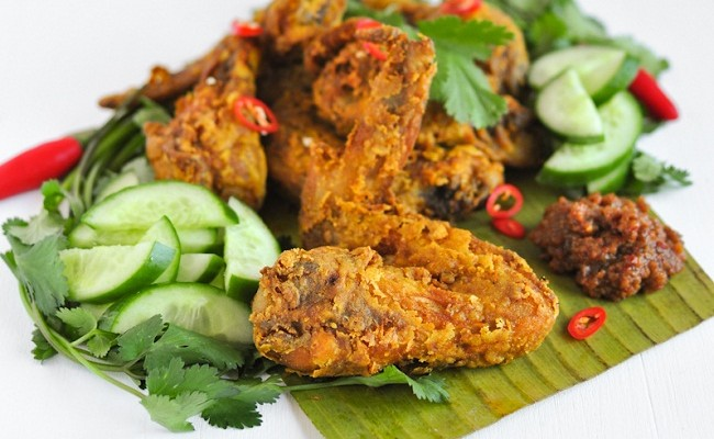 How to Cook Ayam Goreng