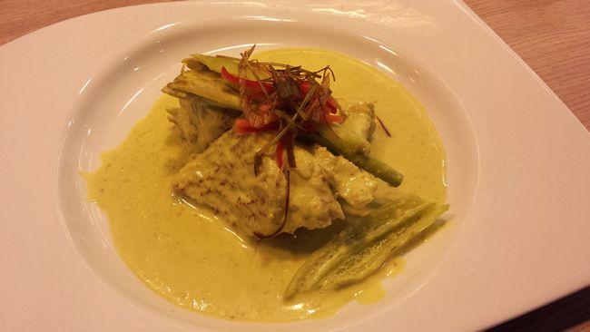 Fish in Sour Coconut Sauce aka Ikan Masak Lemak Belimbing Buluh