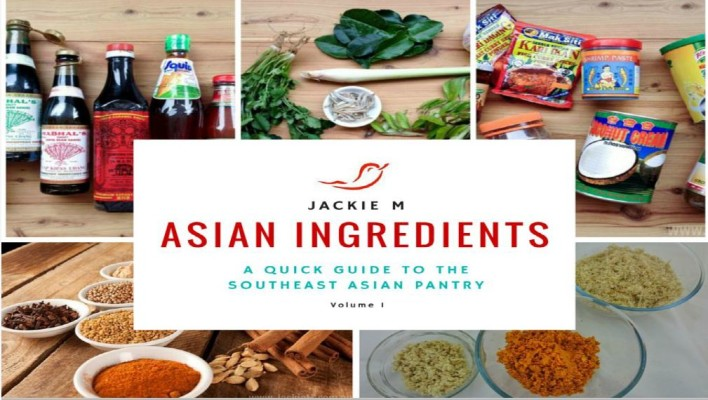 Jackie M's FREE E-book – A Quick Guide to Asian Ingredients