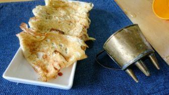 How to Make Roti Jala (Lacy Coconut Pancakes)