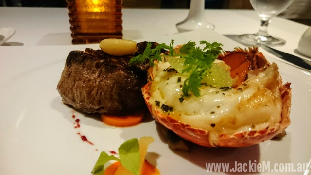 Surf & Turf from Nouveaux Restaurant