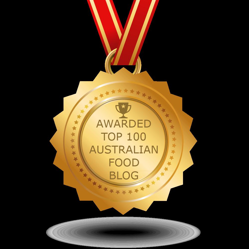 logo-top-100-Australian-food-blogs