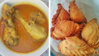 How to Cook Malaysian Chicken Curry & Vegetarian Curry Puffs