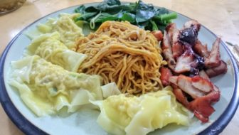 How to Cook Wonton Noodles and Chicken Char Siew, Plus My First Twitch Troll