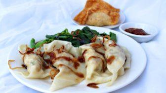 How to Make Vegan Sui Gow (Chinese Dumplings)