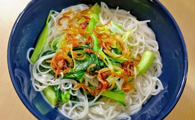 3 Ways to Prepare Rice Sticks (Vermicelli)