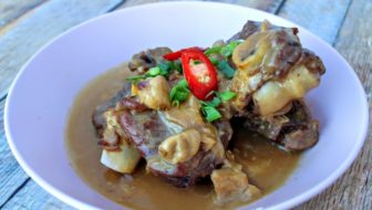 Pressure-Cooked Lamb Shoulder | Chicken Curry