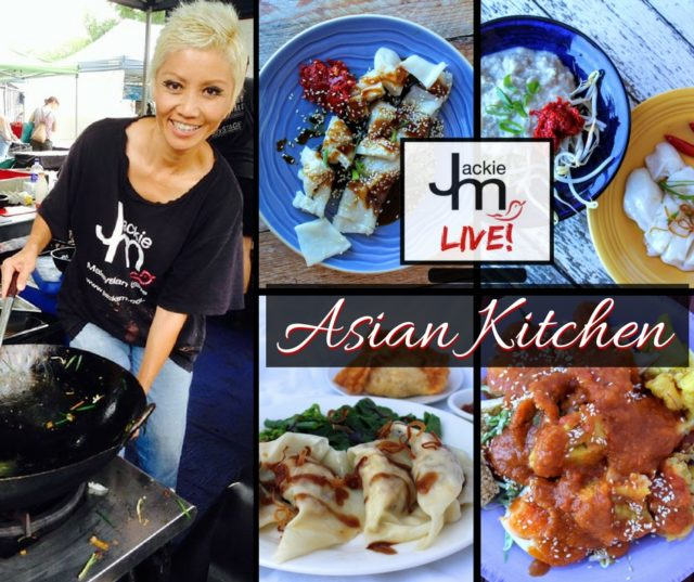 Jackie M's LIVE Asian Kitchen