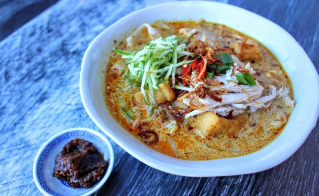 How to Make Laksa Paste and Rendang Curry Paste
