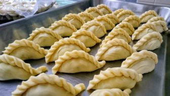 How to Make Curry Puffs (Air Fryer)