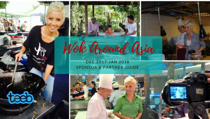 Wok Around Asia – Dec 2017 – Jan 2018