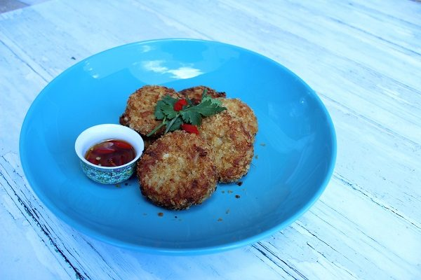 How to Make Thai Crab Cakes