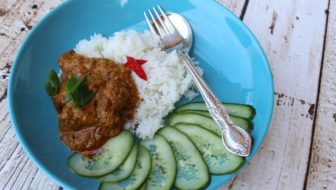 How to Cook Malaysian Lamb Curry