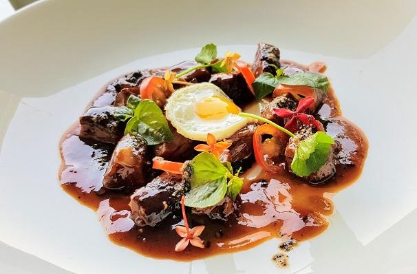 How to Cook Khmer Beef Lok Lak