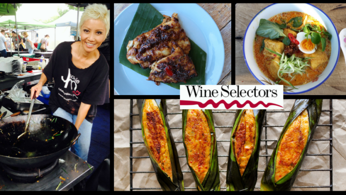 Matching Australian Wines With Asian Food