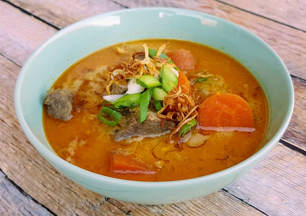 How To Make Sup Kambing Malaysian Goat Soup Jackie M