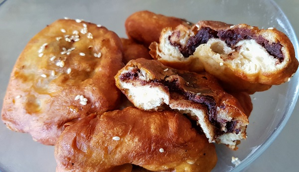 How to Make Red Bean Paste - Jackie M