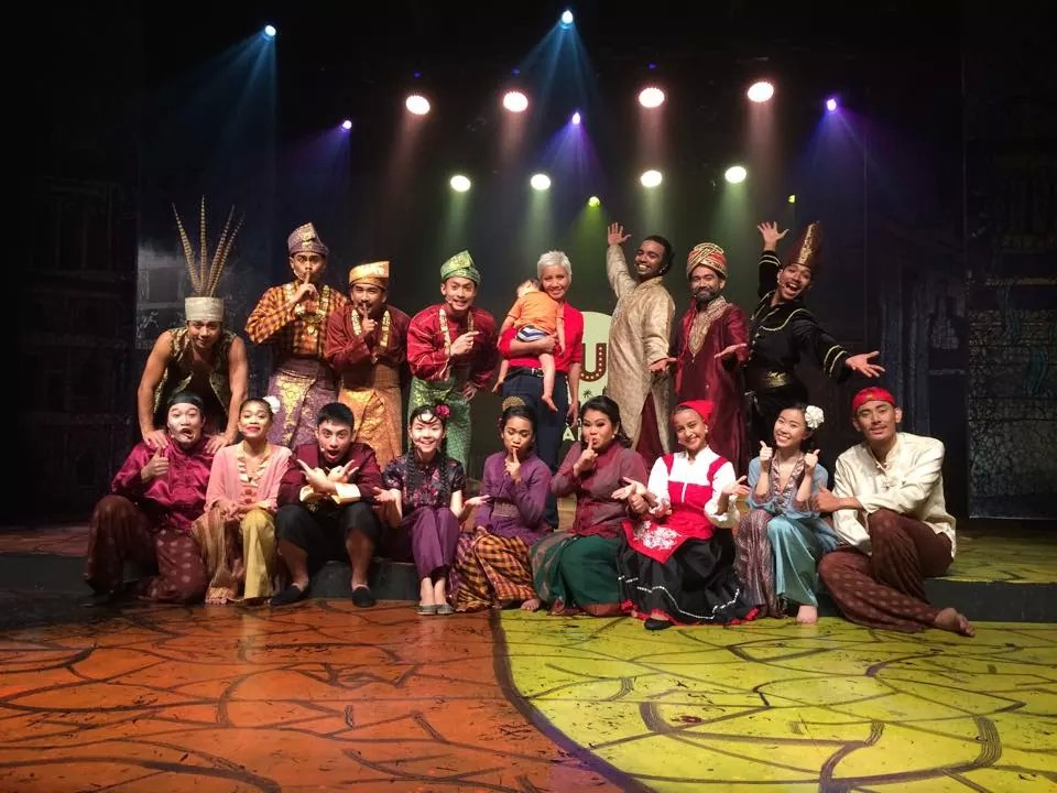 Musical - MUD, The Story of KL