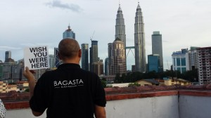 Bagasta Boutique Hotel Rooftop