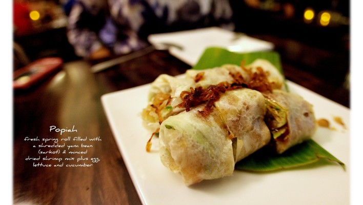 How to Make Popiah Skin