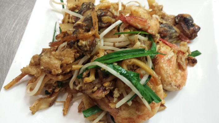 Jackie M Truly Malaysian Street Food At Home 1 – Char Kway Teow