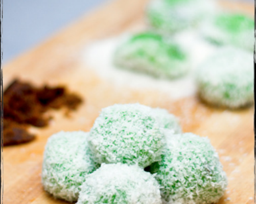 How to Make Onde-Onde