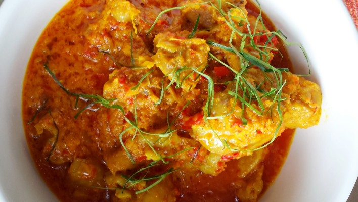 How to Cook Penang Kapitan Chicken Curry