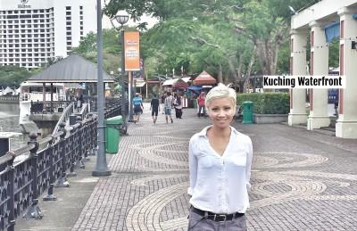 Jackie M's Sarawak Travel Diary