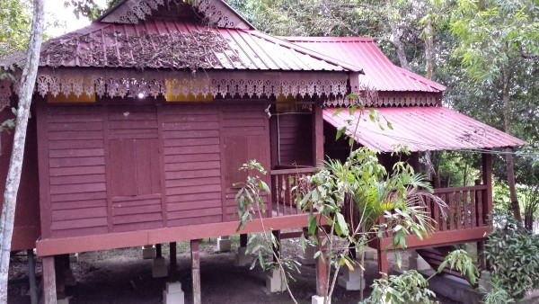 My accommodation at Sukasuka.