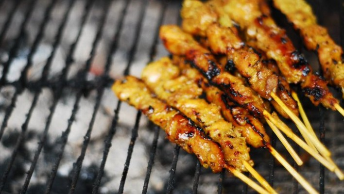 How to Make Satay Kajang – Street Eats Journey 2