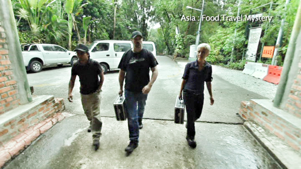 Asia:Food.Travel.Mystery investigates the Penang War Museum.